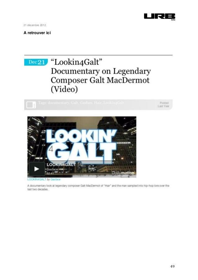 Galt datant