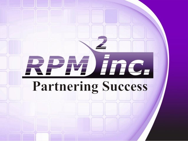 Formed in 2004, Rpm2 Inc. is an Indian company that provides customized training, equipment & solutions to its clients in ...