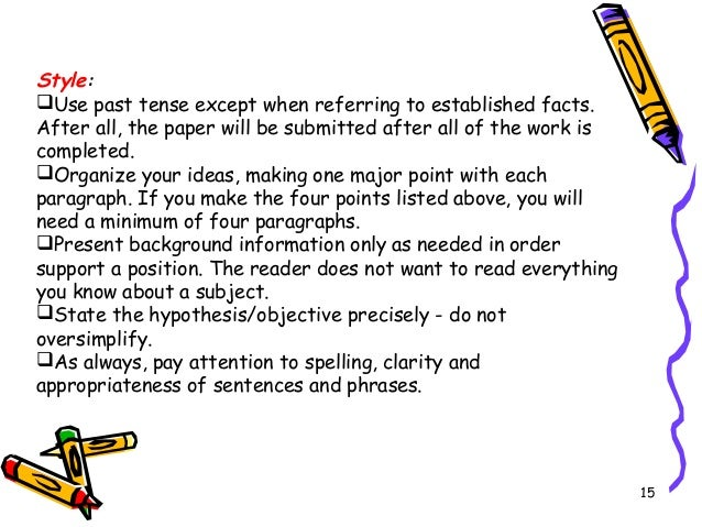 how to write future work in thesis