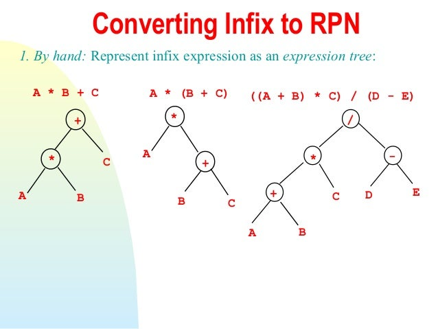 Learn to use rpn