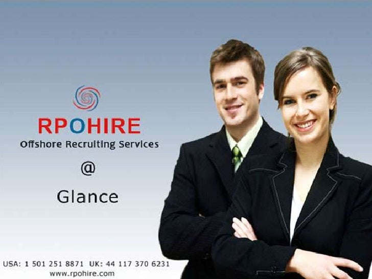 Recruitment Process Outsourcing - Offshore Recruiting Services - RPOHIRE
