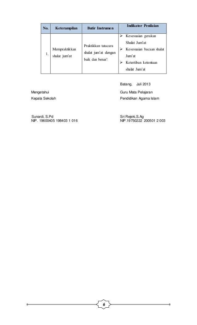Rpp bab-10 (shalat jum'at)