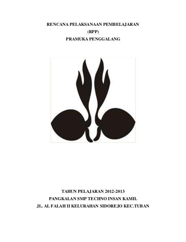 Rpp Pramuka Penggalang