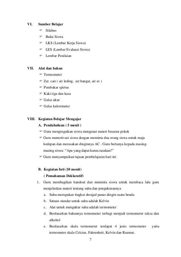 VI.    Sumber Belajar         Silabus         Buku Siswa         LKS (Lembar Kerja Siswa)         LES (Lembar Evaluasi...