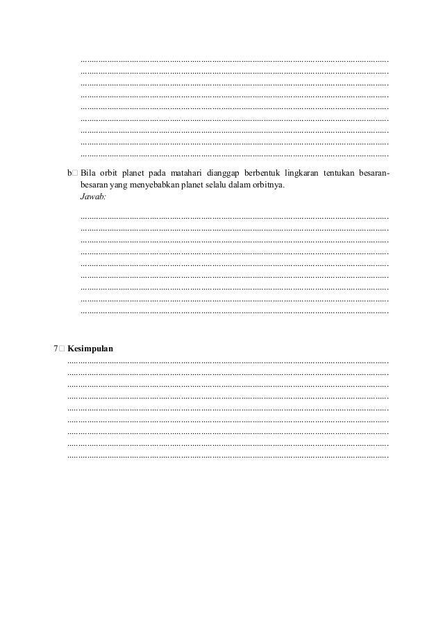 Contoh Rpp 2013 Gerak Melingkar