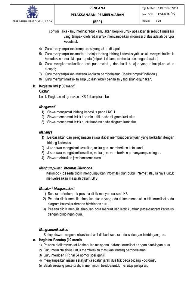 Rpp bab 8 bidang kartesius diagram kartesius 4 ccuart Gallery