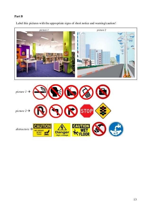 Rpp Bahasa Inggris Smp Kelas Vii Warning And Short Notice