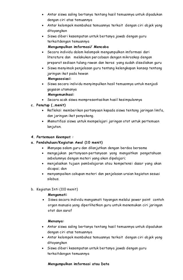 Contoh Silabus Biologi Sma Kelas Xi Contoh Rpp Kurikulum 2013 Sma Ekonomi Kelas Xii Rpp K13