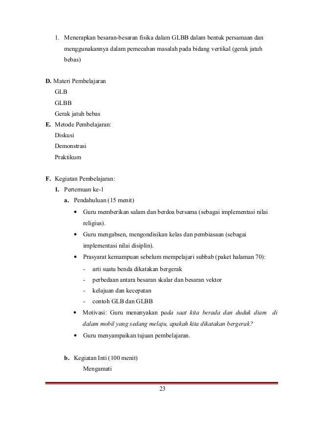 Rpp Fisika Kelas Marthen Kanginan Cb Contoh Blog Tips Blogging Seo