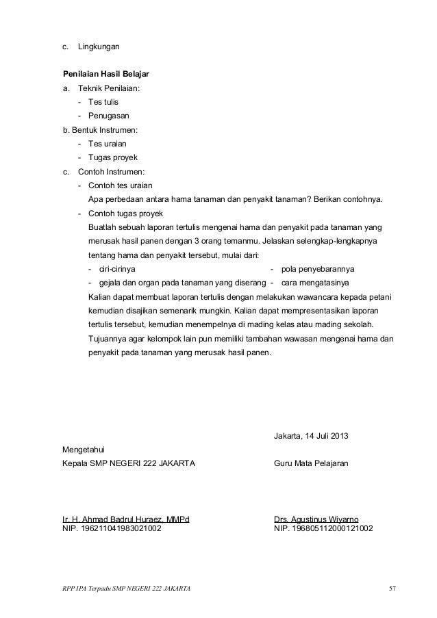 Contoh Laporan Hasil Diskusi Mengenai Pencemaran Lingkungan Contoh Aneka