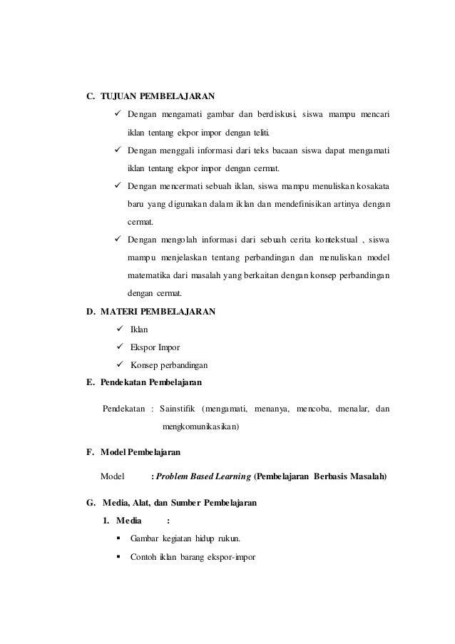 Rpp Kelas 5 Tema 3 Kerukunan Dalam Bermasyarakat Subtema Hidup Rukun