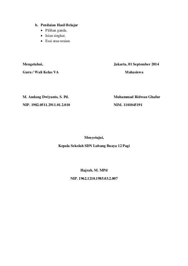 Rpp Kelas 5 A Tema 2 Subtema 1 Pembelajaran 1