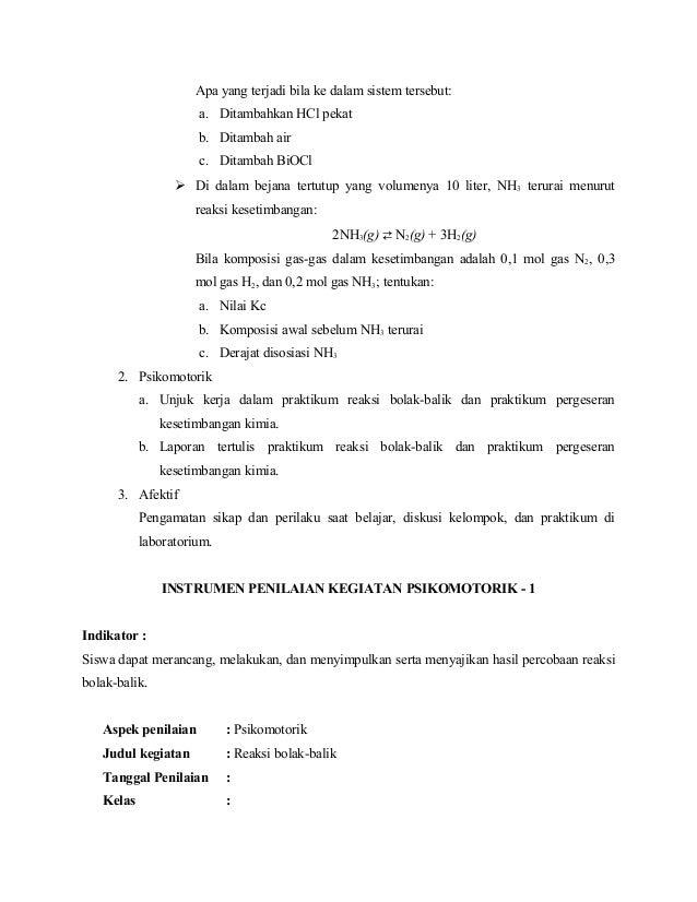 Contoh Laporan Praktikum Kimia Kelas X Contoh Raffa