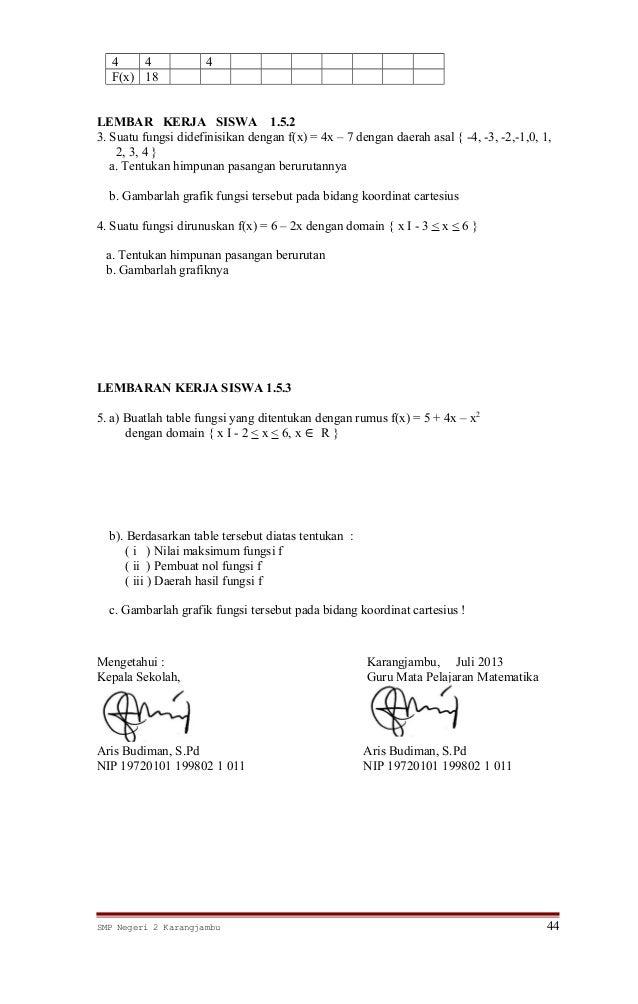 Himpunan Matematika Smp