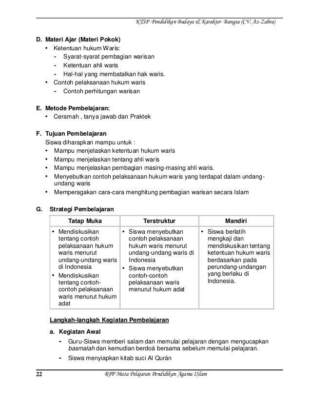Rpp Pai Sma Berkarakter Kls Xii Sms 2 Complete Pdf Library