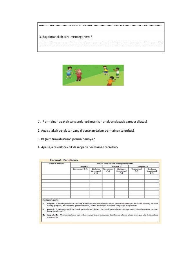 Rpp Tema 1 St 1 Pb 5 Lengkap