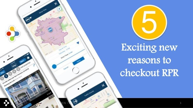 1 5 Exciting new reasons to checkout RPR