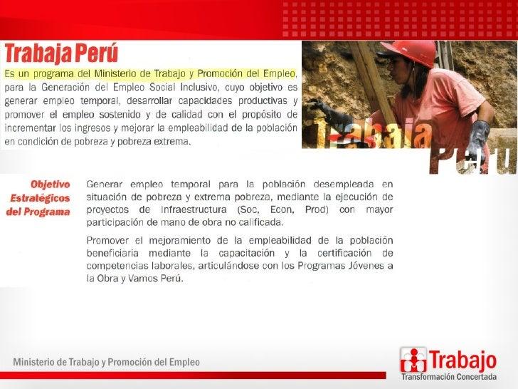 Programa trabaja per for Oficina padron malaga