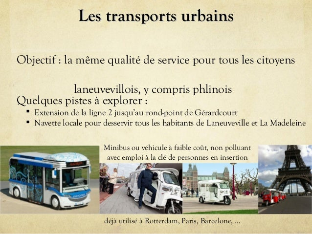 Les transports scolaires Objectif : assurer le transport scolaire vers les écoles maternelles et élémentaires Quelques pis...
