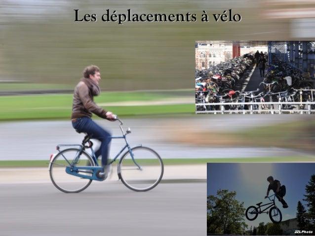 Les déplacements à vélo  2ZLPhoto
