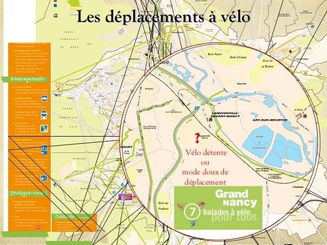 Les déplacements à vélo  Vélo détente ou mode doux de déplacement