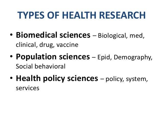 Research question versus hypothesis