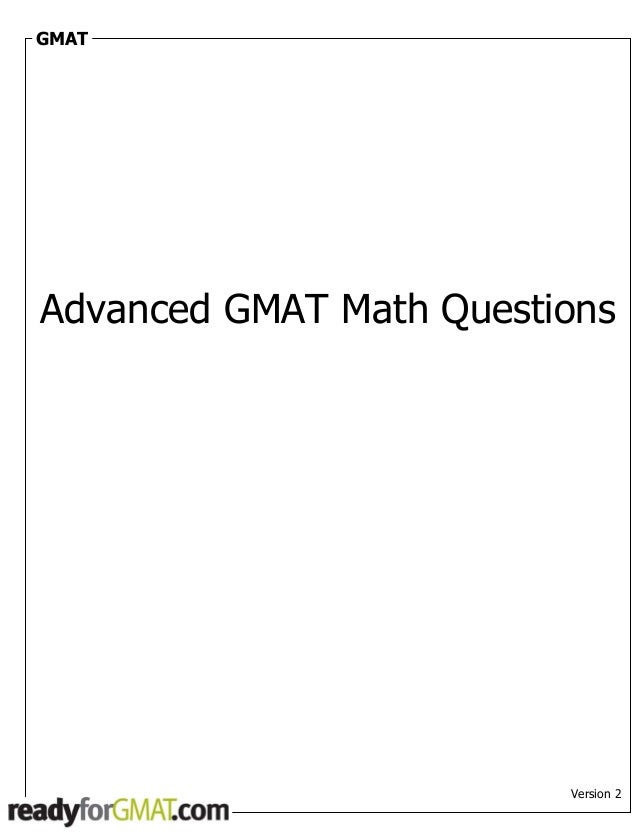 gmat quant cheat sheet pdf