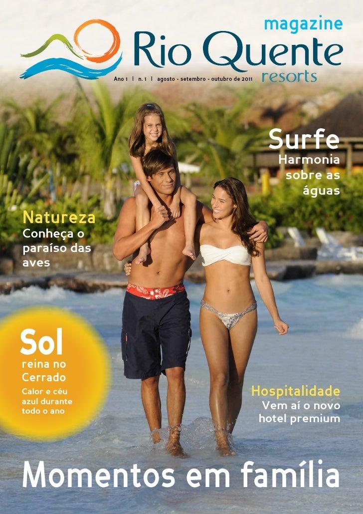 magazine               Ano 1 | n. 1 | agosto - setembro - outubro de 2011                                                 ...