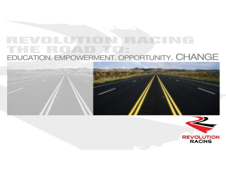 Contact: Wade Leaphart Wade@revolutionracing.net 704-247-8505