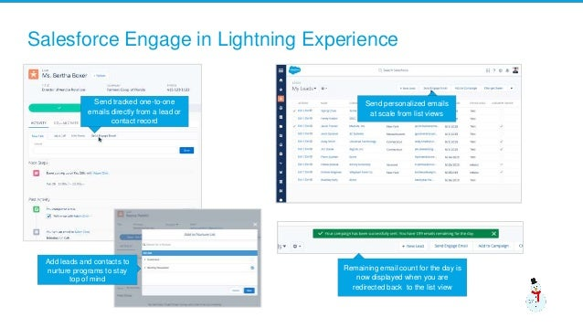 Salesforce Winter 17 Release Overview