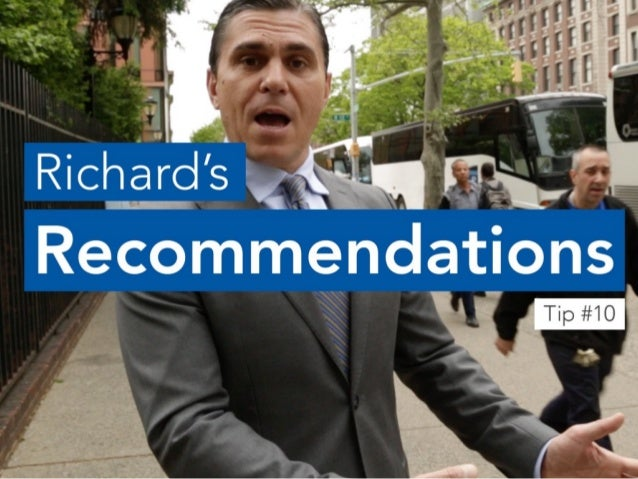 The Importance of Event Transportation Staging | Richard's Recommendations #10