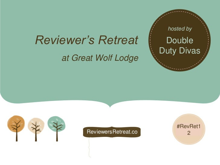 Reviewer's Retreat<br />at Great Wolf Lodge<br />