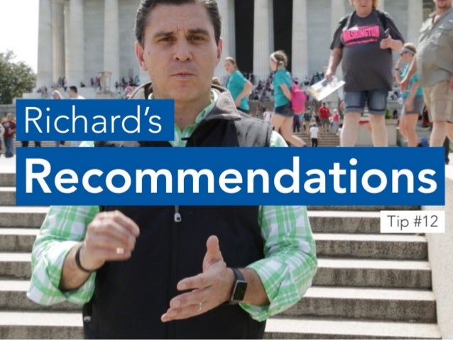 How to Communicate Properly with Event Transportation Companies | Richard's Recommendations #12