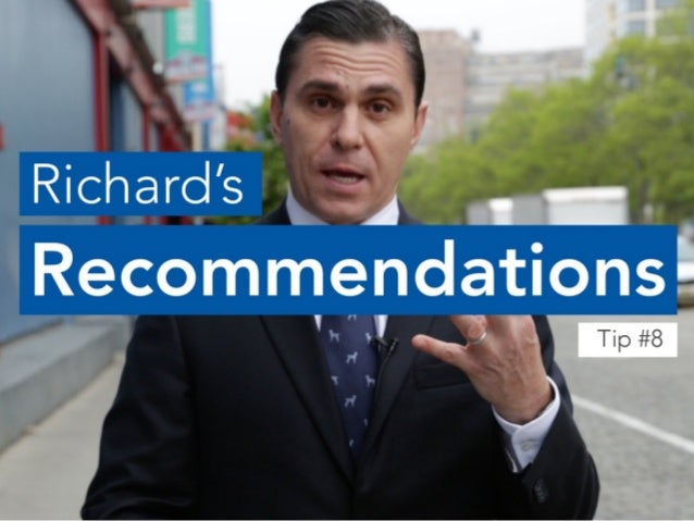 Plan Event Transportation Earlier   Richard's Recommendations #8