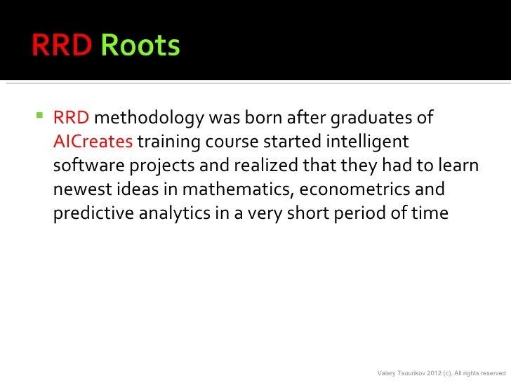 Rrd methodology april 13_12 Slide 2