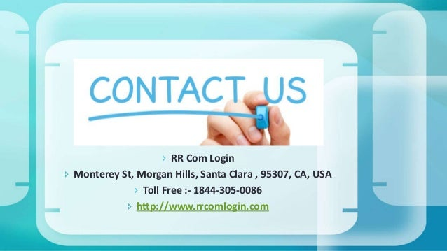 rr email login toll free (1844 305-0086)