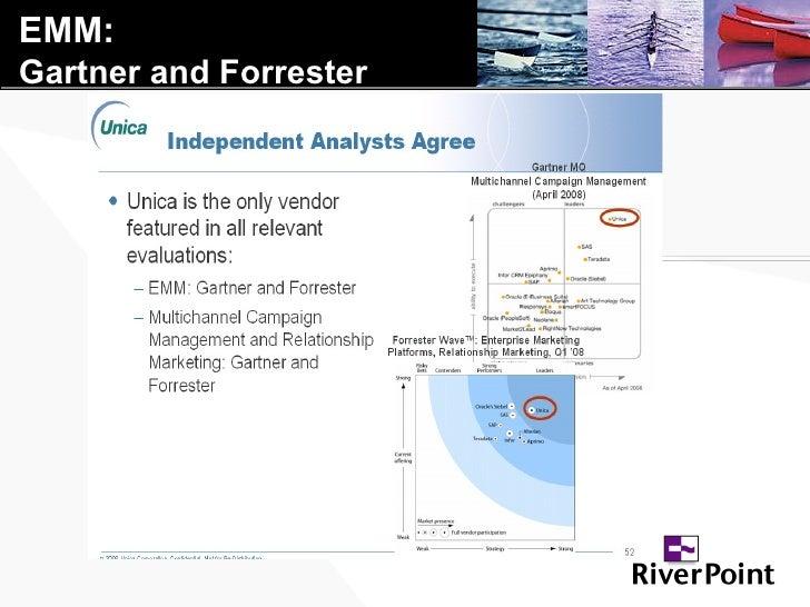EMM: Gartner and Forrester