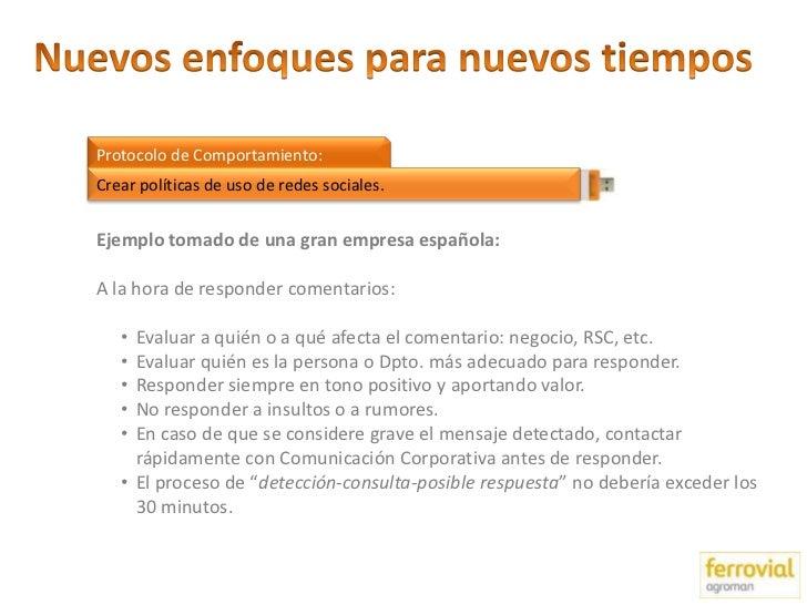 • Ventaja del Perfil Personal: Los candidatos  pasivos prefieren hablar con personas, antes que  hablar con marcas o empre...
