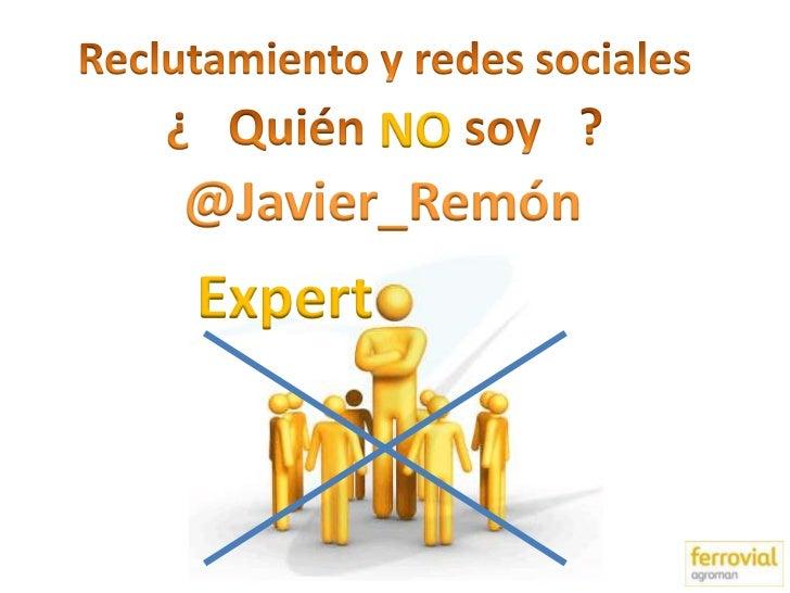 NO@Javier_RemónExpert
