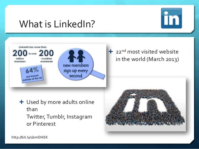The Value of Being LinkedIn