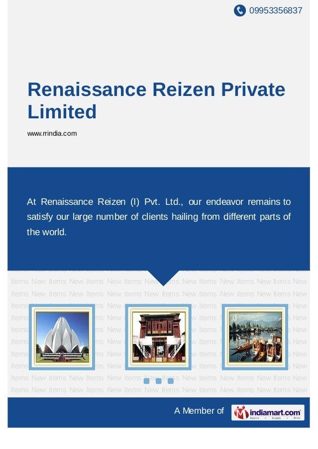 09953356837A Member ofRenaissance Reizen PrivateLimitedwww.rrindia.comNew Items New Items New Items New Items New Items Ne...