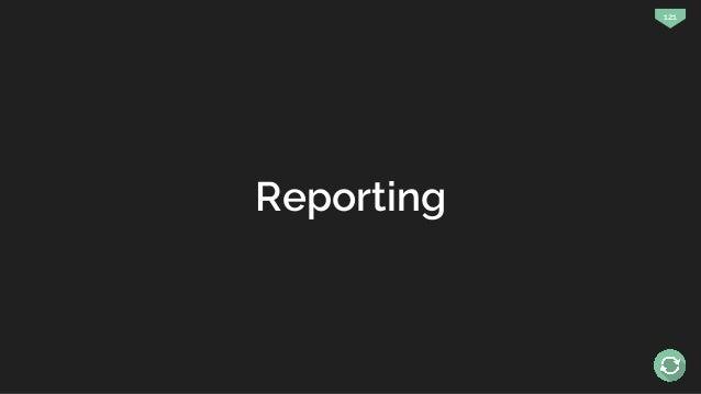 121 Reporting