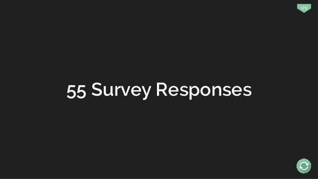 179 55 Survey Responses
