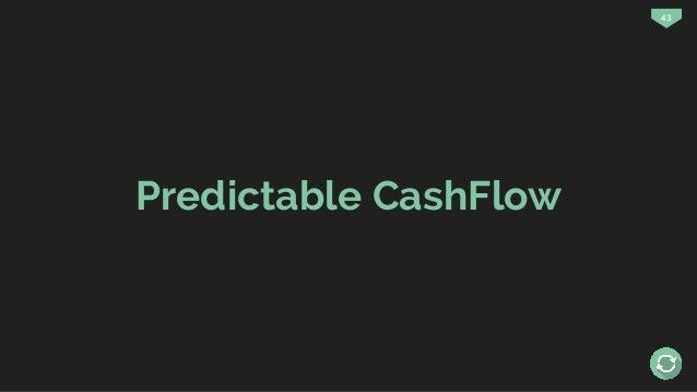 43 Predictable CashFlow