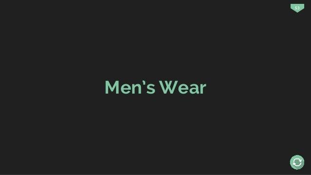 53 Men's Wear