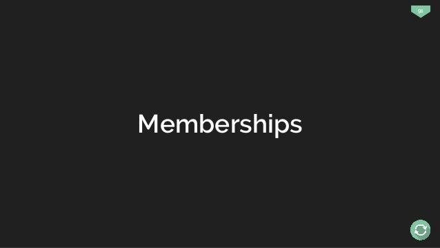 91 Memberships