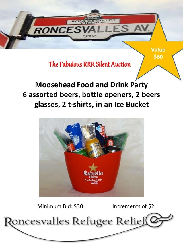 Moosehead Food and Drink Party 6 assorted beers, bottle openers, 2 beers glasses, 2 t-shirts, in an Ice Bucket The Fabulou...