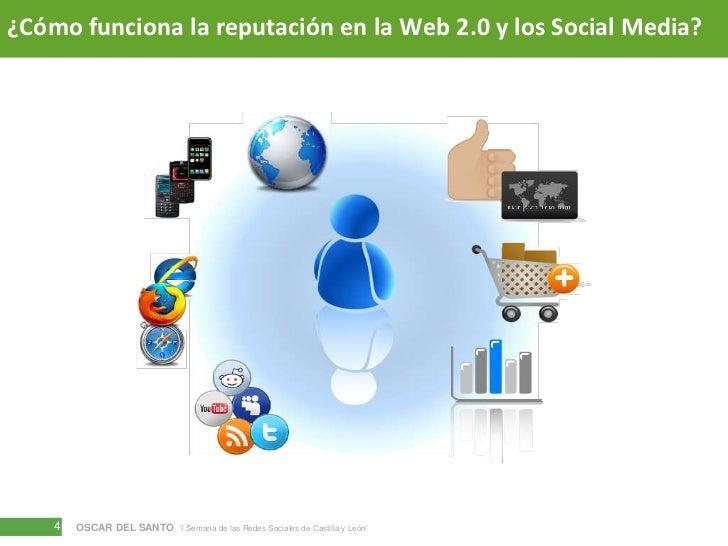 ¿Cómo funciona la reputación en la Web 2.0 y los Social Media?<br />