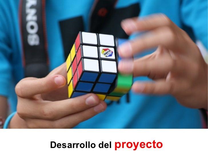 porJuan C. Guerra CC Desarrollo del  proyecto