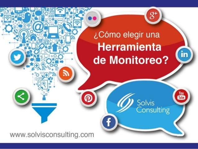 Nosotros  Solvis Consulting es una empresa  especializada en asistir empresas en  el establecimiento y ejecución de  estra...
